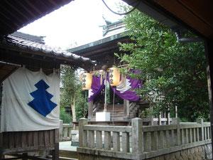 貴船神社(豊前市市丸)