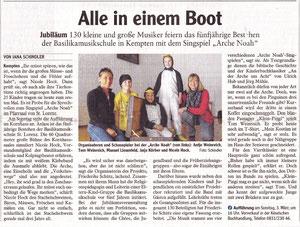 26.Februar 2013, Allgäuer Zeitung