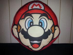 Super Mario Sitzkissen vorne