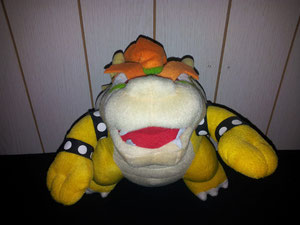 Bowser alternativ vorne