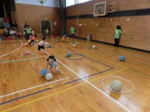恵庭の子ども体力向上プロジェクト