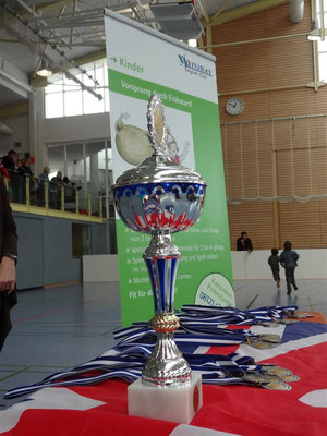 Hallenturnier Mortimer Cup 2013