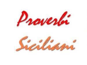 Auguri Di Natale In Dialetto Siciliano.Proverbi Siciliani Benvenuti Su Goccediperle