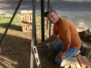 Pr Wade Schultz here demonstrates that building God's Kingdom is very much like laying bricks, one at a time..