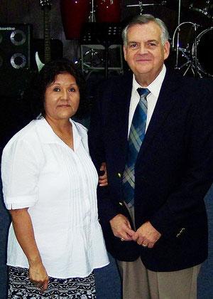 Ps Glen & Donna Cluck
