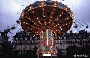 パリ、フランス