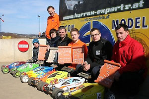 Alle  ELCON - Fahrer vom GP Austria in Fehring 2011
