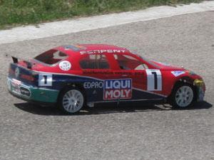 Mein Leasing-Race-car ALFA 156 von H.A.R.M.