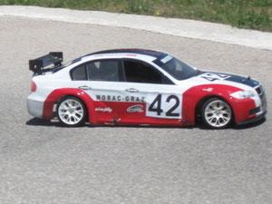Der X1 / BMW von Thomas Zettel, MORAC - Graz