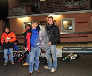 Luder Christian gewann die F1 Karosserie, BRAVO!