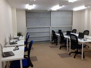 城東区蒲生の個別指導学習塾アチーブメント教室風景