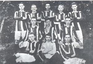 Gründungsmannschaft 1909