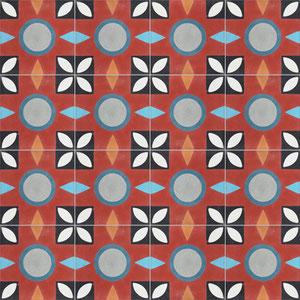 Carocim Designer Serien 1 Southern Tiles Mediterrane