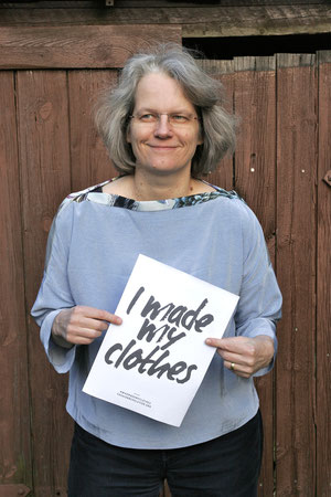 I make my clothes! © GriseldaK 2016