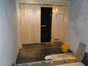 saunabau 2009 2012 pool selber bauen. Black Bedroom Furniture Sets. Home Design Ideas