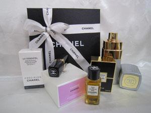 シャネル香水・化粧品買取