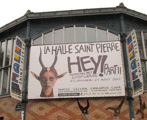 La Halle Saint Pierre