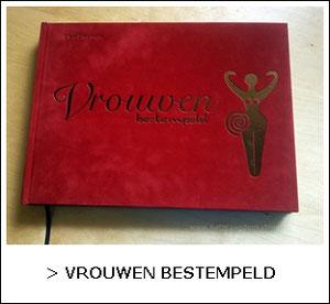 Boek Vrouwen Bestempeld, Ellen Brouwers www.hetmaagdenkabinet.nl