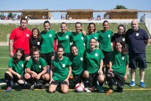 Girona sub 14 Campiones de Catalunya