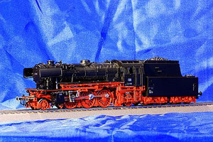 Eisenbahn-Lokomotiv-Modell