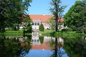 Estland, Gutshof Sagadi