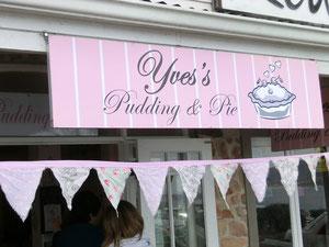 *Yve's Pudding&Pie*