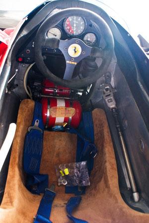 "Ferrari 126 C2 B ""1983"" R. Arnoux - by Alidarnic (Modena Trackdays 2011)"