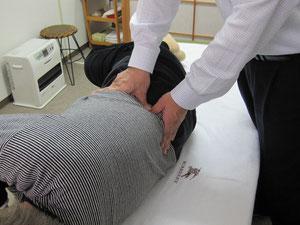 札幌市-腰部脊柱管狭窄症,トリガーポイント