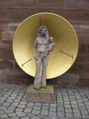 Schwabach: Maria 2007 von Susanne Rudolph