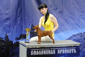 Чемпионка из ПД