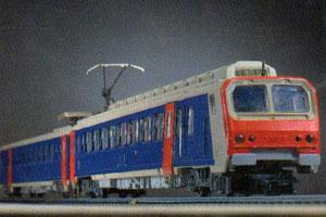 Autorails - TGV