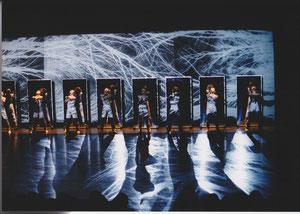 『時のコラージュ』 片岡作品  (C)N.Ikegami