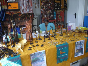 Exposition à Soullans  9 juillet 2011