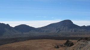...und noch viel größer war der alte Vulkan!