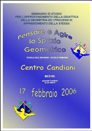 Il seminario del 17 febbraio 2006