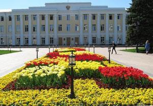 Озеленение Нижегородского Кремля