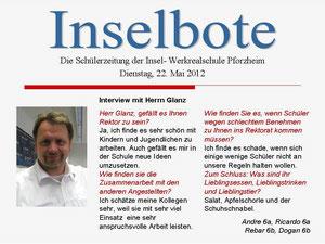 Ausgabe vom 22. Mai 2012