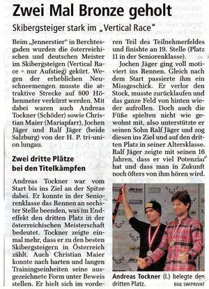 ÖM Vertical Jenner 8.1.2012 - Lungauer Nachrichten