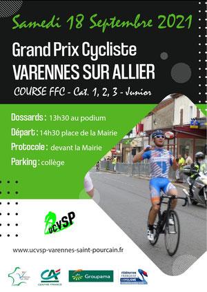 Affiche GPV 2021