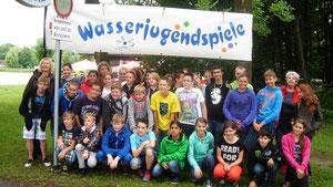 SchülerInnen der 3.Klassen der NMS Pottschach und der NMS Ternitz in Begleitung von HOL Mauela Grobner und HOL Sylvia Lechner