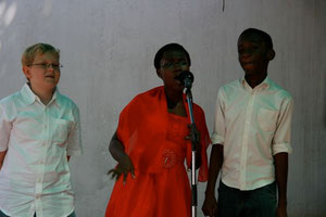 MKA singing talent! For photos see gallery