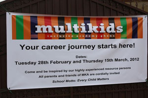 MKA's First Annual Careers Event 2012
