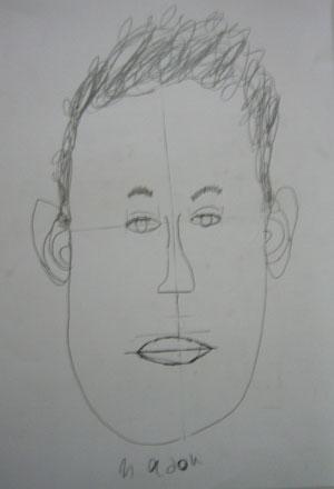 Madou Self portrait