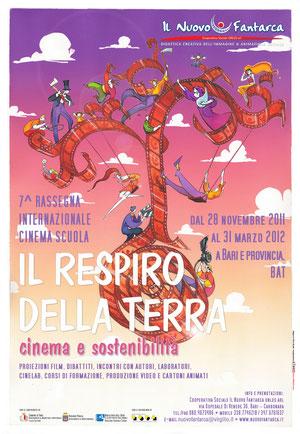 7^ rassegna - IL RESPIRO DELLA TERRA - 2011-12