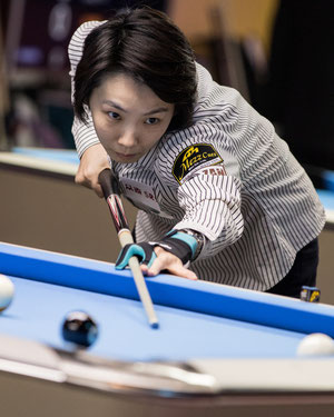 ©Alison Chang, Taiwanese Passion for Pool 2016