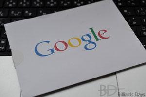 米グーグルからの手紙