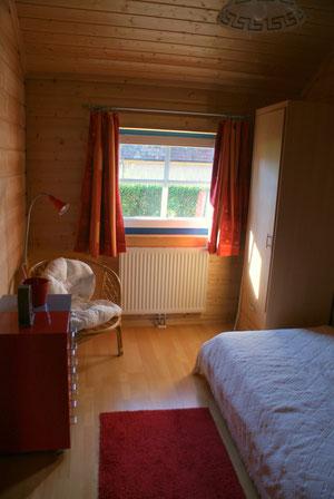 Schlafzimmer Nr.3: 1 Einzelbett