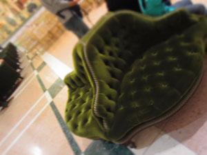かわいい椅子です^^