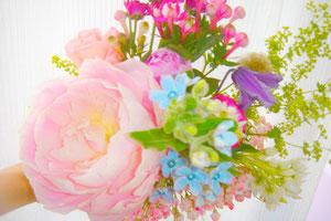 私のその時の好きだけを集めて作った花束