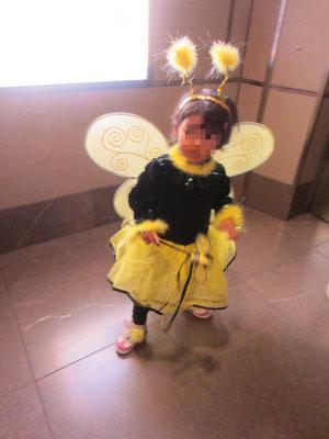 うれしそうだったのが嬉しかった^^たんぽぽの妖精みたい。めちゃくちゃ似合っていた^^!